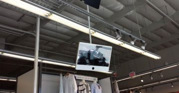 32inch IPPVM, outlet store